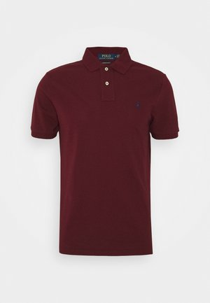 SHORT SLEEVE - Polo shirt - classic wine