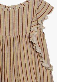 Soft Gallery - FEDORA  - Print T-shirt - jojoba - 3