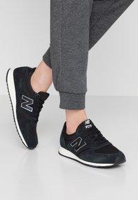 New Balance - Sneakers basse - black - 0