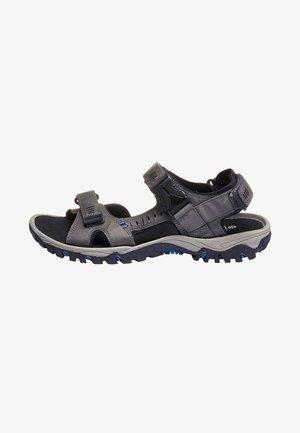 Chodecké sandály - grey