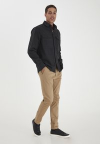 Solid - FANG - Skjorta - dar grey m - 1