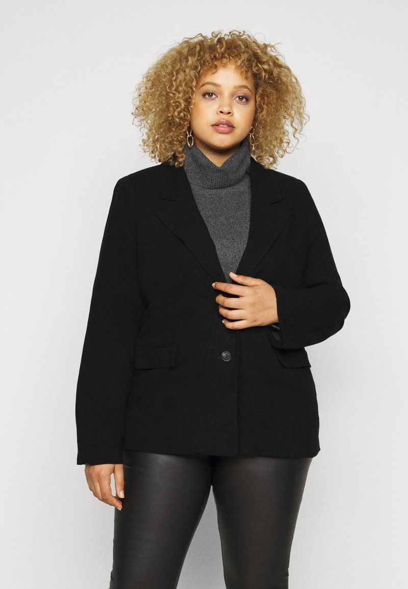 Cotton On Curve - THE RACHEL - Blazer - black