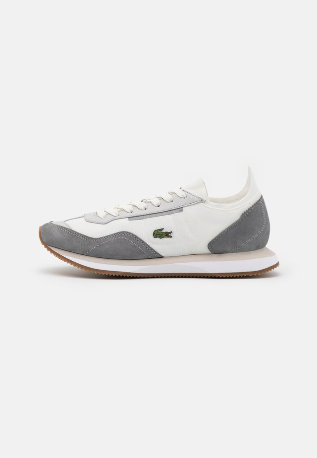 MATCH BREAK - Baskets basses - offwhite/grey