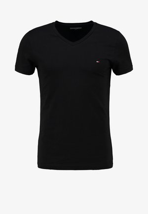 Camiseta básica - flag black
