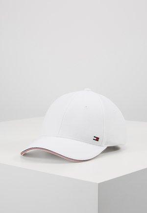 ELEVATED CORPORATE - Cap - white