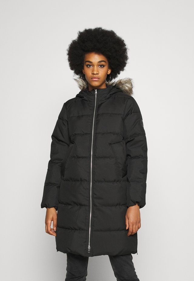 JDYSUNNY PADDED JACKET - Winter coat - black