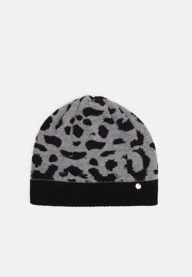 LEO HAT - Mössa - light grey
