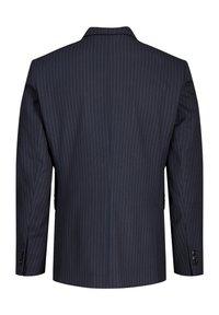 Jack & Jones PREMIUM - BLAZER ZWEIREIHIGER - Blazer jacket - dark navy - 7