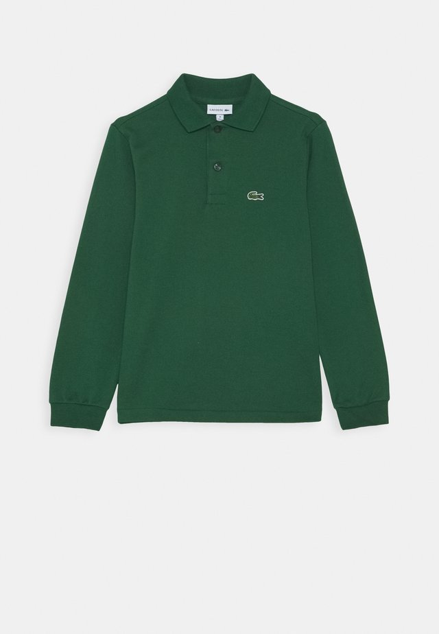 LONGSLEEVE - Polo - green