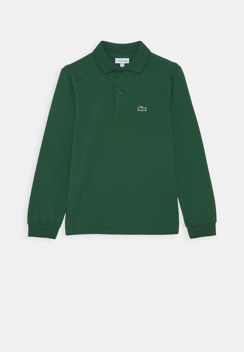 Lacoste - LONGSLEEVE - Polo shirt - green