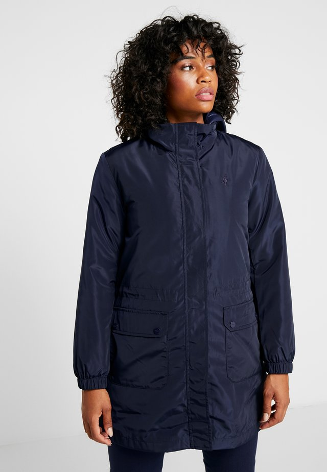 ANORAK QUILTED JACKET 2-IN-1 - Parka - french navy