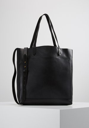 MEDIUM TRANSPORT TOTE - Håndveske - true black