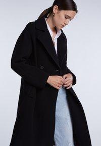 SET - Classic coat - black - 5