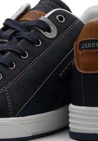 Carrera Footwear - UNDER MIX  - Trainers - deep blue-cuoio - 5