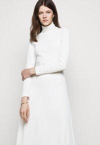 Club Monaco - MELISSAH DRESS - Jumper dress - cream - 3