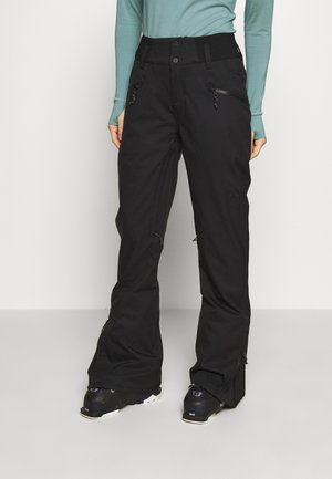 MARCY HIGH - Pantalon de ski - true black