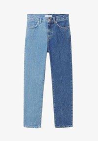 Mango - DUOP - Slim fit jeans - lichtblauw - 0