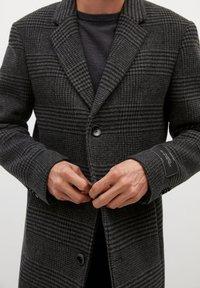 Mango - UTAH - Classic coat - mittelgrau meliert - 4