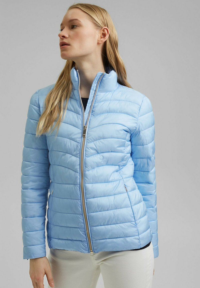 Esprit Collection - THINS - Winter jacket - pastel blue