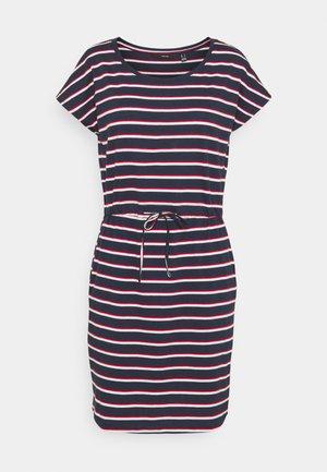 VMAPRIL SHORT DRESS - Jersey dress - navy blazer