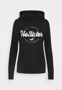 Hollister Co. - TECH CORE  - Sweatshirt - black - 4