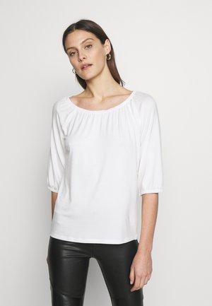 BANDANASCAF - Basic T-shirt - offwhite