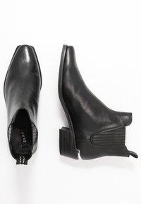 DKNY - MICHELLE BOOTIE  - Stövletter - black - 3