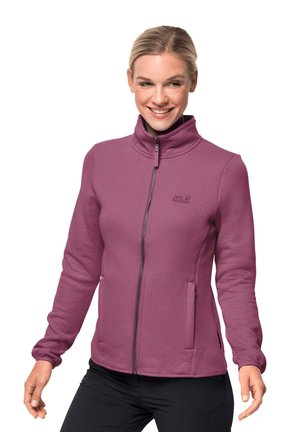 NATORI  - Fleece jacket - violet quartz