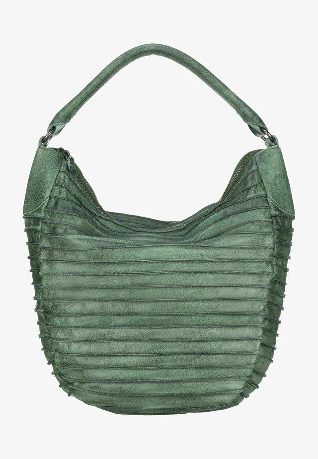HOBO RIFFELTIER  - Tote bag - sea green