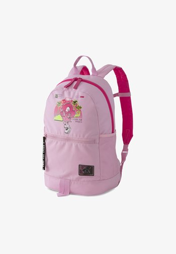 School bag - pale pink-lilac sachet
