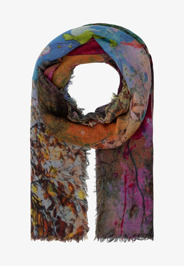 Écharpe - multicolor