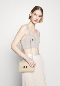 Filippa K - VIOLA SKIRT - A-line skirt - soft beige - 3