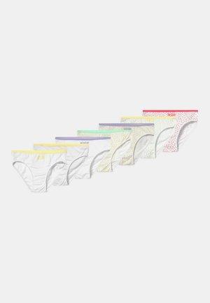 TEEN 7 PACK - Trusser - multicolour