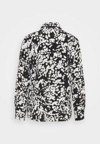 HUGO - ELIFIA - Button-down blouse - black - 7