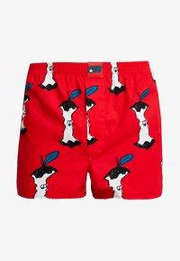 Lousy Livin Underwear - APPLE - Trenýrky - red - 3