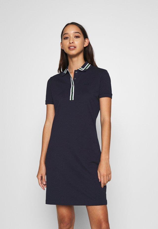 Vapaa-ajan mekko - navy blue