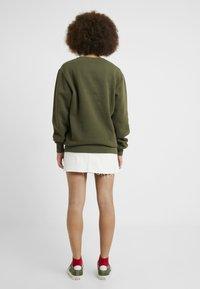 Ellesse - HAVERFORD - Sweatshirt - khaki - 2