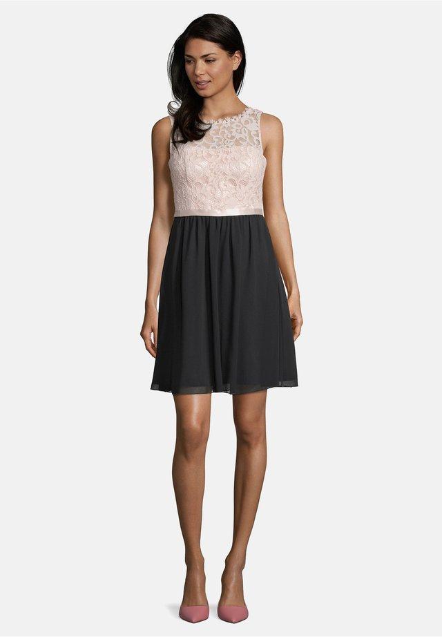 Cocktail dress / Party dress - grey/rosé