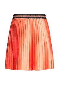 WE Fashion - Gonna a pieghe - coral pink - 1