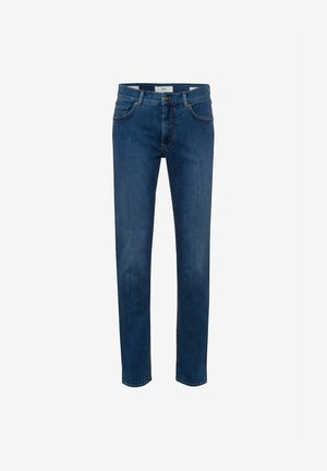 STYLE COOPER - Jeans Straight Leg - mid blue used
