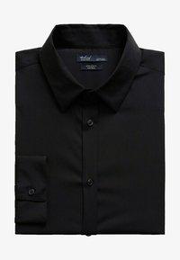 Mango - SUPER SLIM-FIT - Zakelijk overhemd - noir - 6