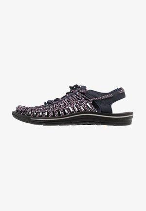 UNEEK - Chodecké sandály - kasane/black