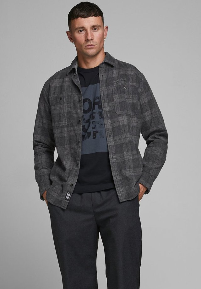 Camisa - dark grey melange