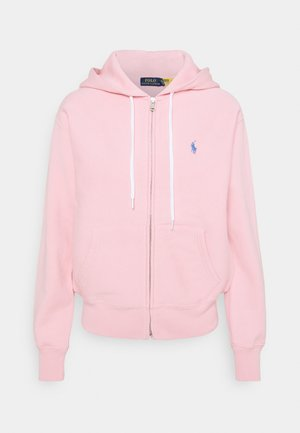 SEASONAL  - Mikina na zip - resort pink