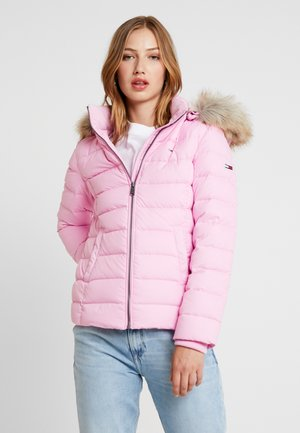 ESSENTIAL HOODED JACKET - Down jacket - lilac