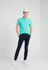 Polo Ralph Lauren - SLIM FIT - Polo - sunset green - 1