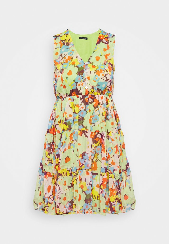 Day dress - multi color