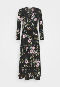 ONLY Tall - ONLZILLE FIXED SMOCK DRESS - Kjole - black - 3