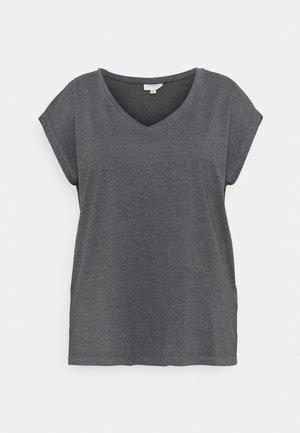 CARMARLY LIFE - Basic T-shirt - asphalt