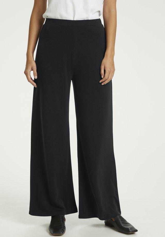 TIMBREL - Pantalon classique - black